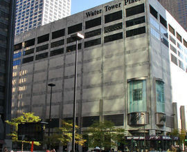 Water Tower Place On The Magnificant Mile - Attractions/Entertainment, Shopping - 835 N Michigan Ave, Chicago, IL, United States