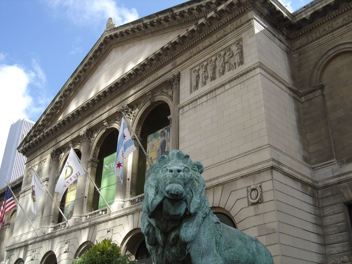 Art Institute Of Chicago - Attractions/Entertainment - 111 S Michigan Ave, Chicago, IL, 60603, US
