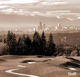 Golf Club At Newcastle - Ceremony Sites, Attractions/Entertainment, Reception Sites, Parks/Recreation - 15500 6 Penny Ln, Renton, WA, 98059, US