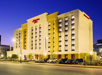 Hampton Inn - Downtown Louisville - Hotels/Accommodations - 101 E Jefferson St, Louisville, KY, 40202