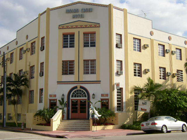 Indian Creek Hotel - Hotels/Accommodations - 2727 Indian Creek Dr, Miami Beach, FL, 33140