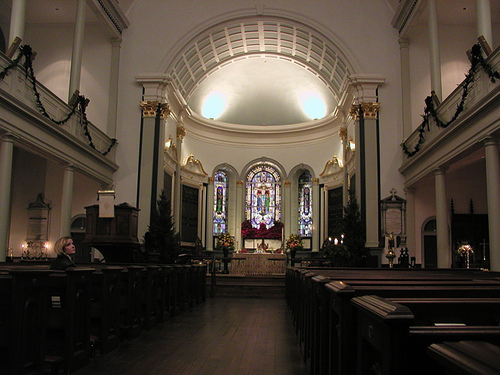 Cathedral Of St Luke & St Paul - Ceremony Sites - 126 Coming St, Charleston, SC, USA