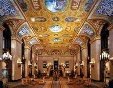 Palmer House Hilton  - Hotel - 17 E Monroe St, Chicago, IL, 60603
