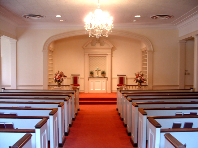 Peachtree Presbyterian Church - Ceremony Sites - 3434 Roswell Rd NW, Atlanta, GA, 30305