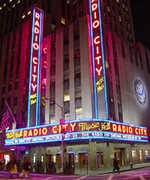 Radio City Music Hall - Attraction - 1260 Avenue of the Americas, New York, NY, United States