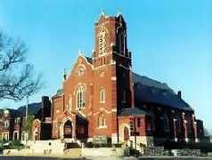 Saint Joesph's Catholic Church - Ceremony - 106 N Meramec Ave, Clayton, MO, 63105