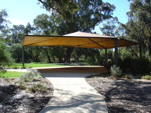 The Ceremony, Wildflower Pavillion, Kings Park - Ceremony Sites -