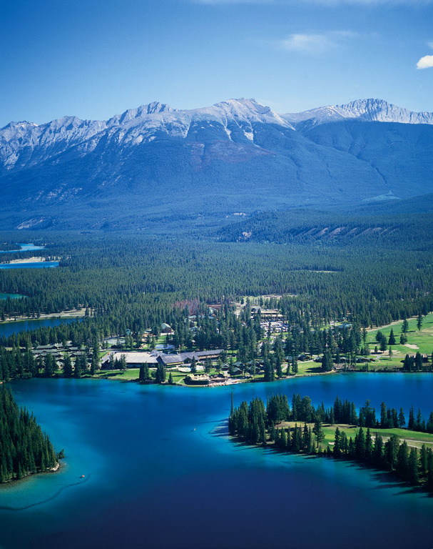 Jasper (AB) Canada  city photos : ... , Attractions/Entertainment Old Lodge Road, Jasper, AB, Canada