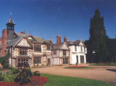 Wythenshawe Hall - Ceremony Sites, Reception Sites -