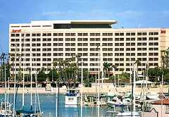 Marina Del Rey Marriott - Reception - 4100 Admiralty Way, Marina del Rey, CA, 90292, US