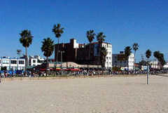 Venice Beach Boardwalk - Attraction - Ocean Front Walk, Los Angeles, CA, 90291, US