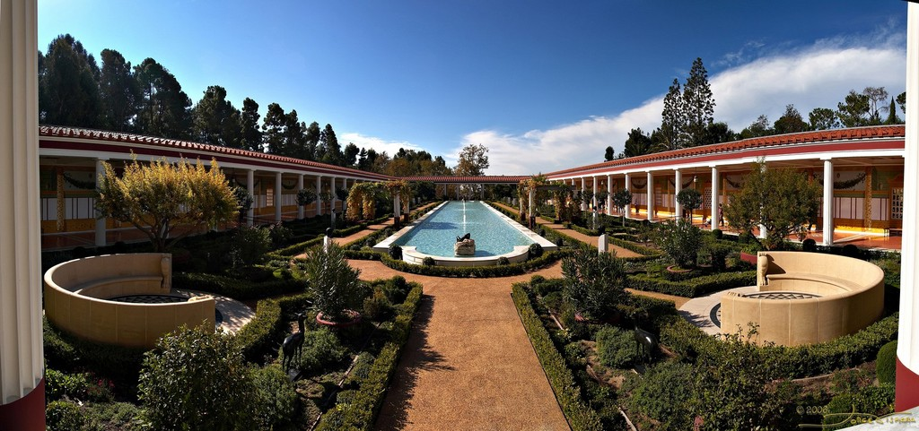 Getty Villa Malibu - Attractions/Entertainment - 17985 Pacific Coast Hwy, Pacific Palisades, CA, 90272, US