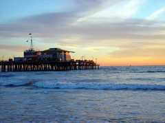 Santa Monica Pier - Attraction - Santa Monica Pier, Santa Monica, CA