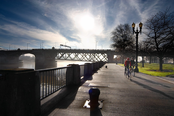 Willamette River Walk - Attractions/Entertainment -
