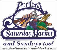 Portland Saturday Market - Attractions/Entertainment, Shopping - 108 W Burnside St, Portland, OR, United States