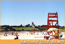 Second Beach - Attraction - Sachuest Point Rd, RI, 02842