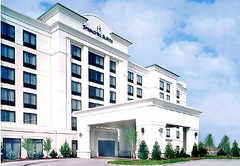 Springhill Suites Tarrytown - Hotel - 480 White Plains Rd, Tarrytown, NY, 10591, USA