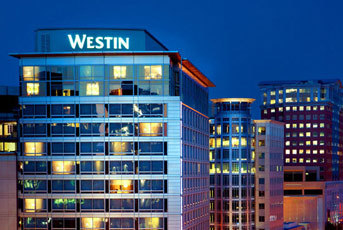 The Westin Arlington Gateway & Pinzimini Restaurant - Hotels/Accommodations - 801 N. Glebe Road, Arlington, VA, USA