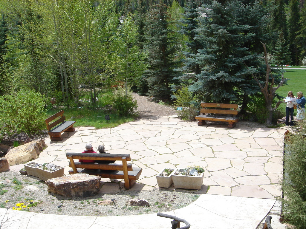 Betty Ford Alpine Garden - Ceremony Sites - 183 Gore Creek Dr, Vail, CO, USA