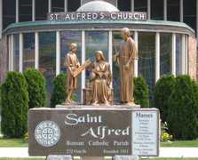 St. Alfred's Church - Ceremony - 272 Vine St, St Catharines, ON, L2N 1C2