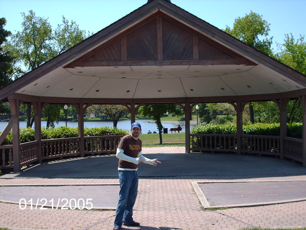 Revelli Bandshell At Festival Park - Ceremony Sites - 111 E Old Ridge Rd, Hobart, IN, 46342