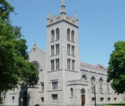 Hope College Dimnent Chapel - Ceremony Sites, Attractions/Entertainment, Caterers - 277 College Ave, Holland, MI, 49423