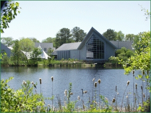 The Ward Museum Of Wildfowl Art - Reception Sites, Attractions/Entertainment - 909 S Schumaker Dr, Salisbury, MD, 21804, US