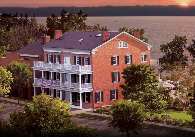 Aurora Inn - Reception Sites, Ceremony Sites, Ceremony & Reception, Hotels/Accommodations - 391 Main Street, Aurora, NY, United States