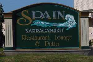 Spain Of Narragansett - Restaurants - 1144 Ocean Rd, Narragansett, RI, USA