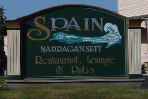 Spain Of Narragansett - Restaurants - 1144 Ocean Rd, Narragansett, RI, USA