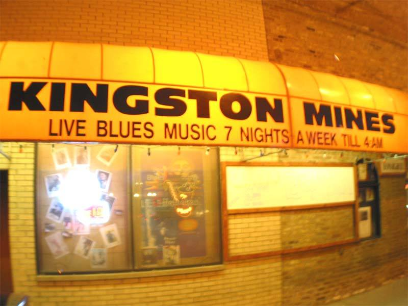 Kingston Mines - Attractions/Entertainment - 2548 N Halsted St, Chicago, IL, United States