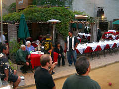 Reception: Arnoldi's Cafe - Restaurant - 600 Olive St, Santa Barbara, CA, 93101, US