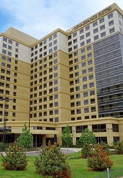 Renaissance Chicago O'hare Suites Hotel - Reception Sites, Ceremony Sites, Hotels/Accommodations - 8500 W Bryn Mawr Ave, Chicago, IL, United States