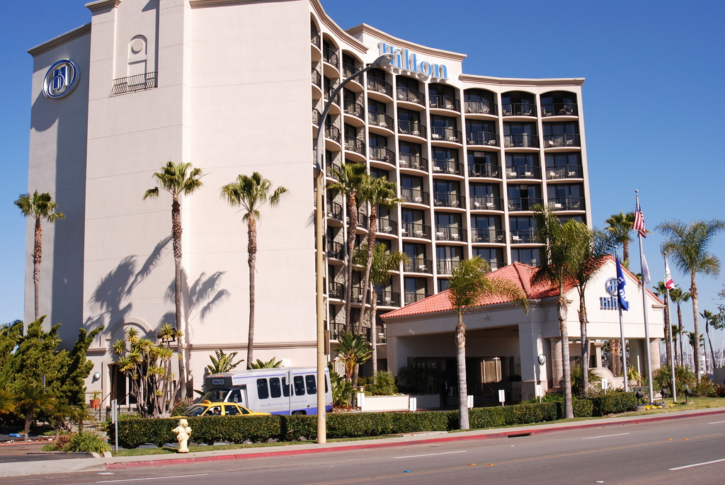 Hilton Harbor Island - Hotels/Accommodations, Reception Sites - 1960 Harbor Island Dr, San Diego, CA, 92101, US