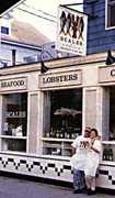 Scales & Shells - Restaurant - 527 Thames Street, Newport, RI, United States