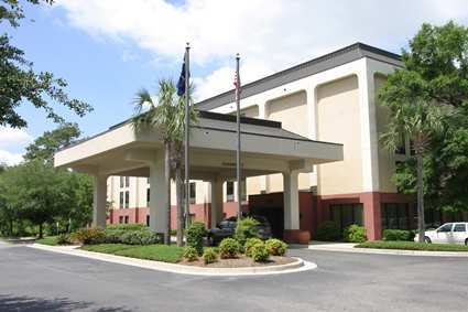 The Hampton Inn At Patriots Point - Hotels/Accommodations - 255 Sessions Way, Mt Pleasant, SC, 29464-2985, US