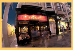 Florio Bar & Cafe - Restaurant - 1915 Fillmore St, San Francisco, CA, USA