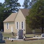 Prince George's Chapel - Ceremony Sites - Vines Creek Rd & Chapel Ln, Dagsboro, DE, 19939, US