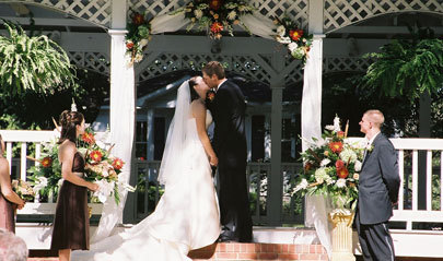 Reception: Payne-corley House - Ceremony Sites, Reception Sites - 2987 Main Street, Duluth, GA, United States