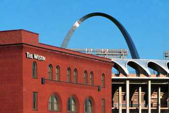 The Westin St. Louis - Hotels/Accommodations, Reception Sites - 811 Spruce Street, St. Louis, MO, USA