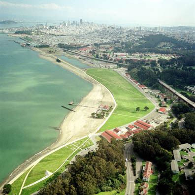 Crissy Field Marsh & Beach - Attractions/Entertainment, Ceremony Sites, Parks/Recreation - Mason Street, San Francisco, CA, United States