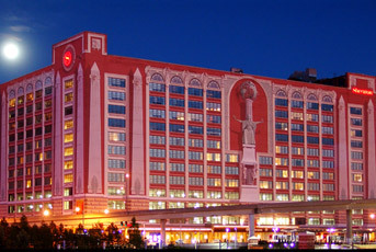 Sheraton St. Louis City Center Hotel & Suites - Hotels/Accommodations, Reception Sites - 400 S 14th St, St Louis, MO, 63103