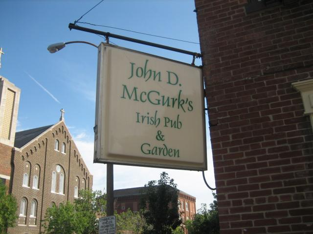 Mcgurk's Irish Pub - Restaurants, Bars/Nightife, Attractions/Entertainment - 1200 Russell Blvd, St Louis, MO, United States