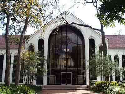 A. D. Bruce Religion Center - Ceremony Sites - 4800 Calhoun Rd, Houston, TX, 77004, US