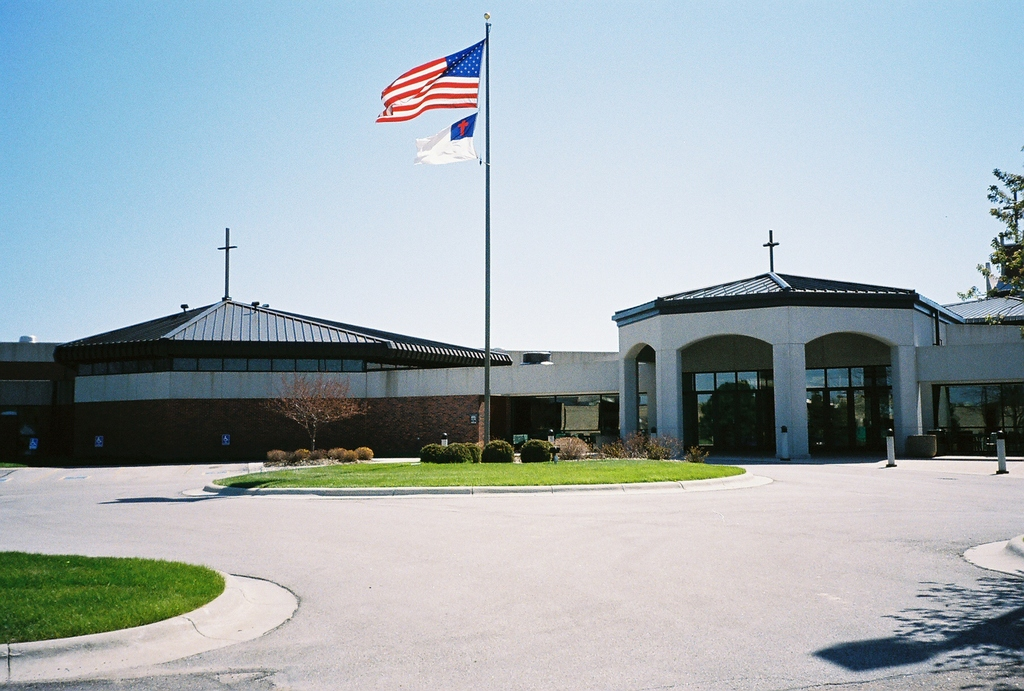 Christ Community Church - Ceremony Sites - 404 S 108th Ave, Omaha, NE, 68154, US