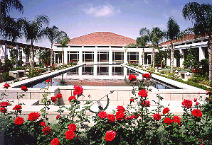 Richard Nixon Library - Attractions/Entertainment, Reception Sites, Ceremony Sites, Ceremony & Reception - 18001 Yorba Linda Blvd, Yorba Linda, CA, United States
