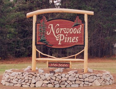 Norwood Pines Supper Club - Reception Sites - Old Highway 70, Oneida, WI, 54548, US