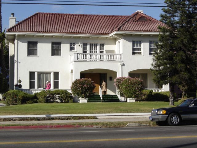 Wilfandel House - Ceremony Sites - 3425 W Adams Blvd, Los Angeles, CA, 90018, US