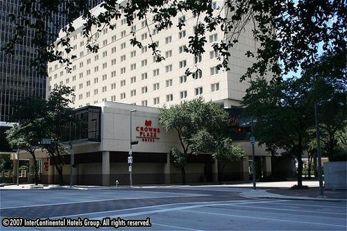 Crowne Plaza Houston/downtown - Hotels/Accommodations, Reception Sites - 1700 Smith St, Houston, TX, USA