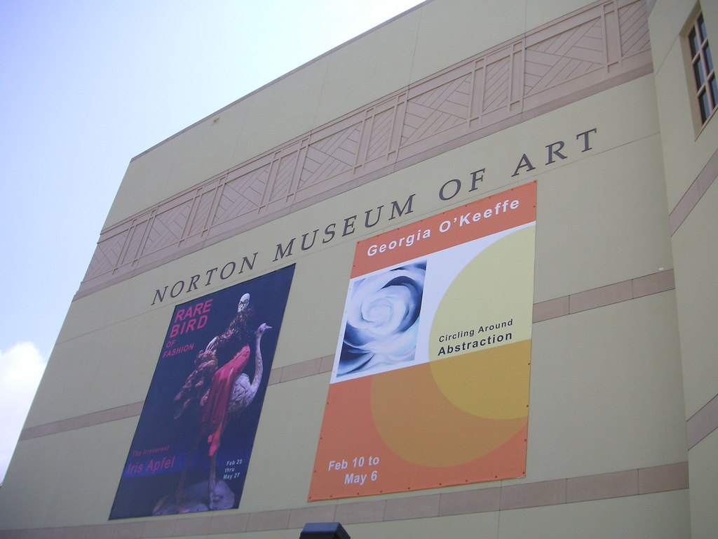 Norton Museum Of Art - Attractions/Entertainment - 1451 S Olive Ave, West Palm Beach, FL, United States